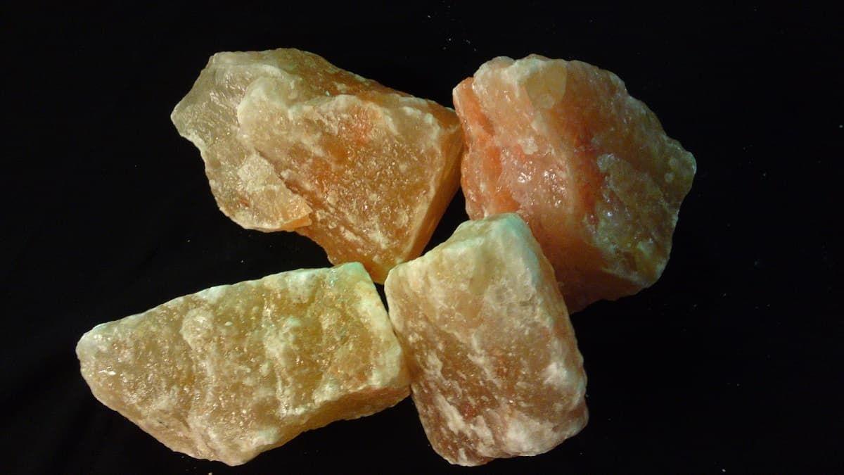 Баня соль - Гималайские солевые камни для бани, солевые камни для сайны